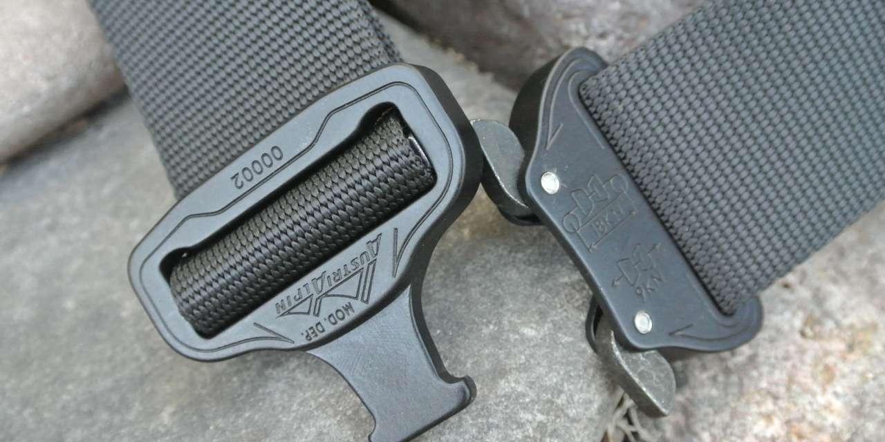 Snake Eater Tactical Cobra Rigger Belt Review