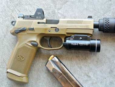 FNP-45 Photo