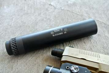 FNP-45 And GEMTECH Blackside .45 Suppressor