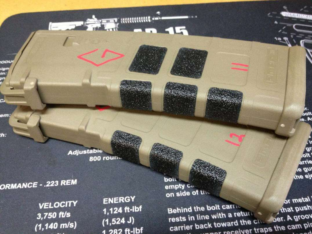 """Rockwell Tactical Group """"Magazines"""""""