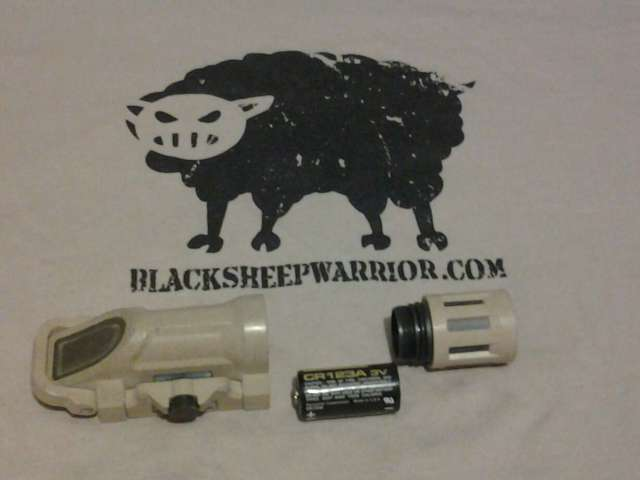 InForce WML White/IR Weapon Light Review