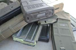 Due to its extra bulk, the Magpul PMAG 40 doesn't play well with other mags!