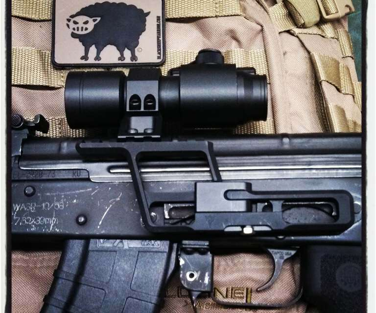 Royally Screwed Regulate AK-300 Series Optic Mount Review