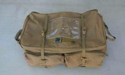 London Bridge Trading Co. Medium Wheeled Load-Out Bag Review