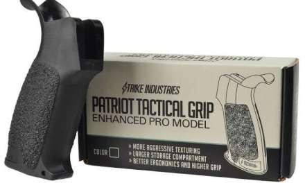 Strike Industries Patriot Tactical Grip Review