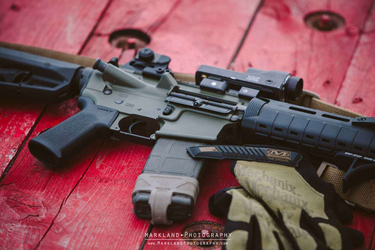 Magpul MOE SL Review