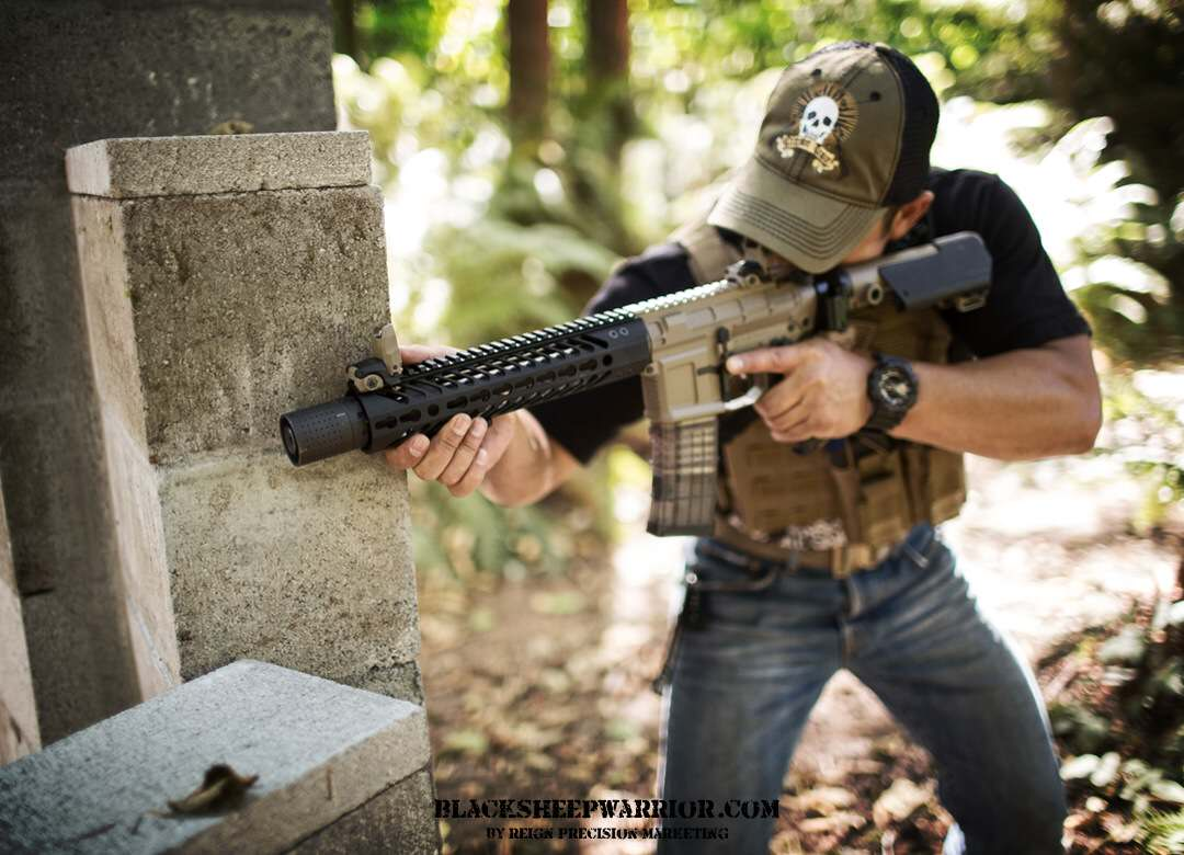Ferfans CQB Muzzle Break Review