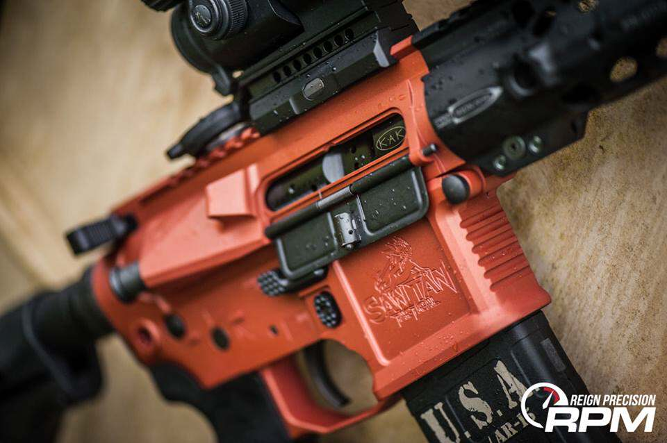 San tan tactical US Star Mag