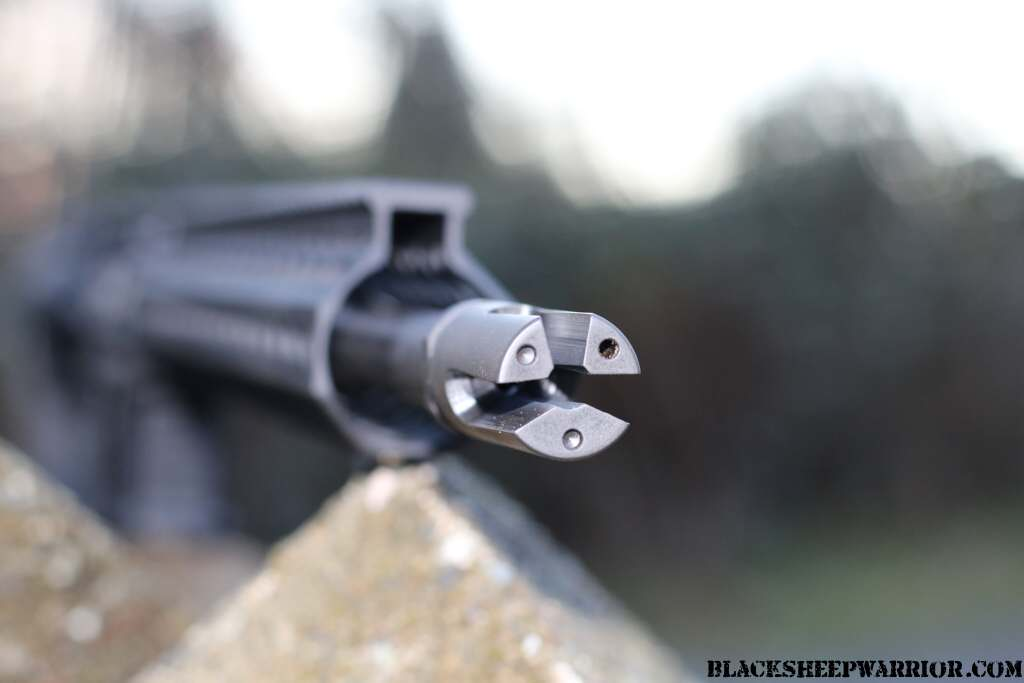 FOSSA-556 Flash Hider Review