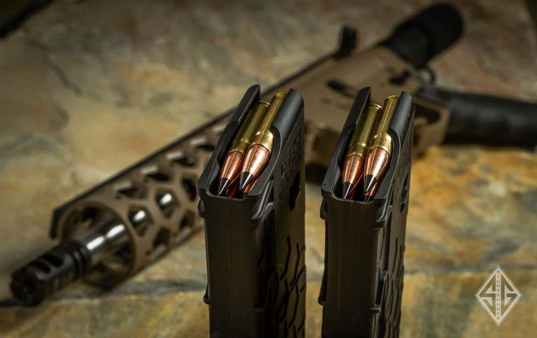 300 AAC Blackout Stuntgunner