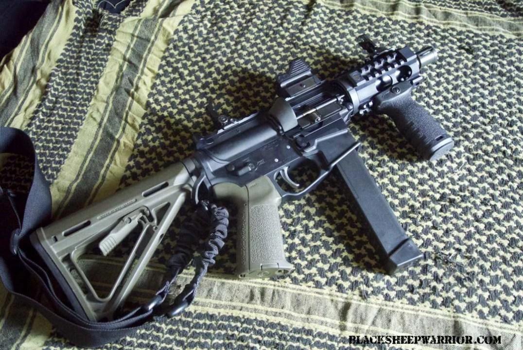 DDLES 9mm SBR Review 10