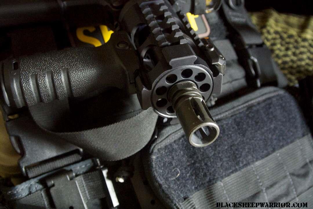 DDLES 9mm Upper