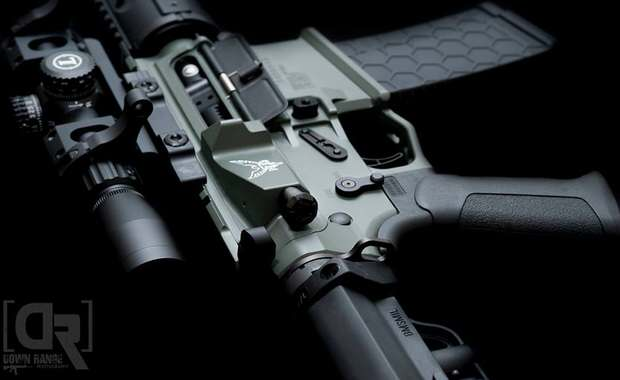 Northtech Defense Build By Downrange Photography