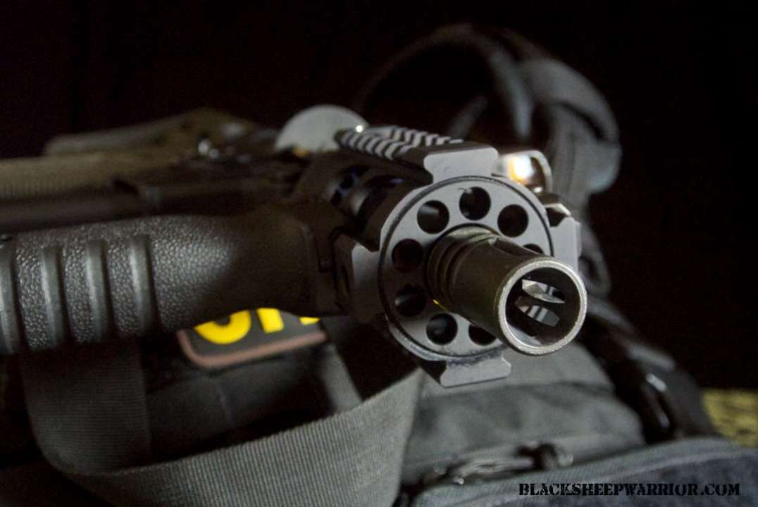 Yankee Hill 9MM SBR Handugard