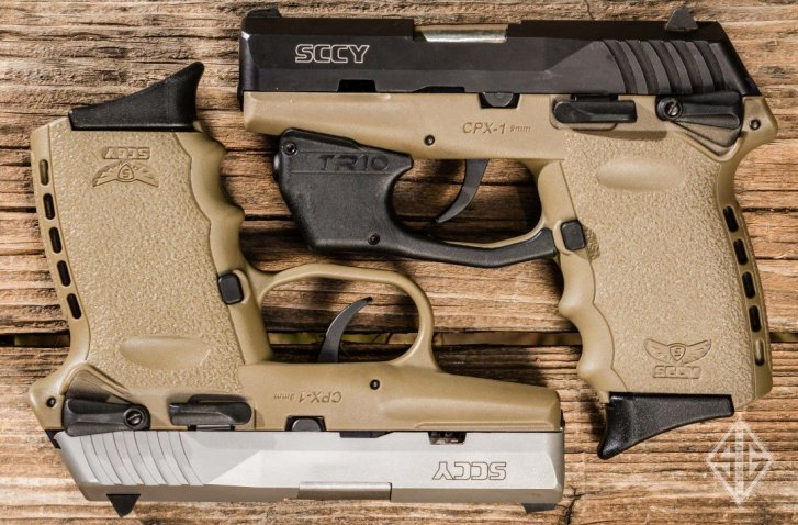Stuntgunner SCCY CPX-1 9mm Photo Review Image Credit: Stuntgunner Photography