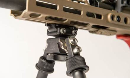 Kinetic Development Group Now Shipping Kinect QD Rail Sections for MLOK