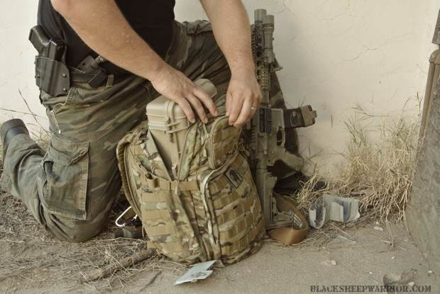 United Tactical Bags 5.11 Tactical Rush 24 Backpack Giveaway!