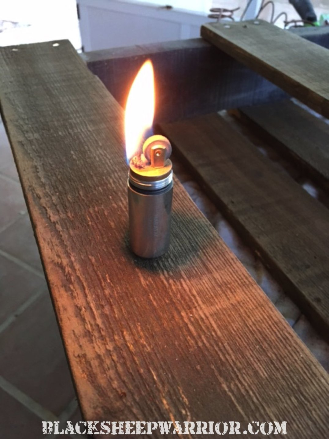 County COMM Peanut Lighter XL Review