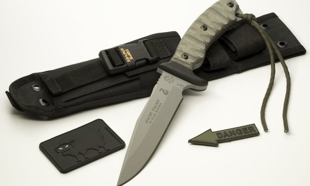 TOPS Apache Falcon Knife Review