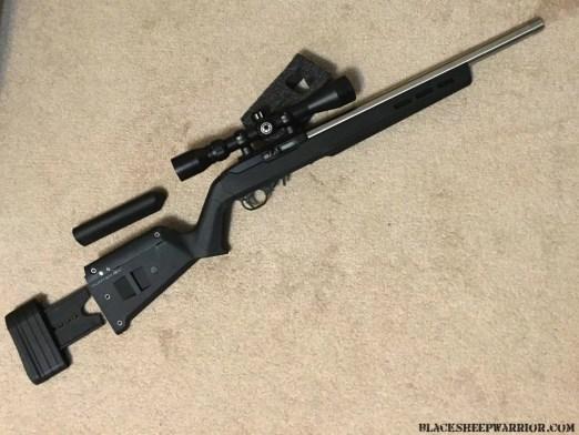 Magpul Hunter X22 Review 12
