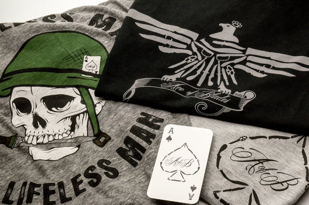 Ace of Blades Apparel