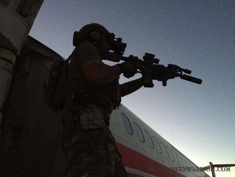 Adaptive Firearms Institure Shoot 4