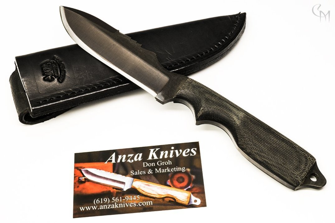 Anza Knives [FULL REVIEW] - YouTube