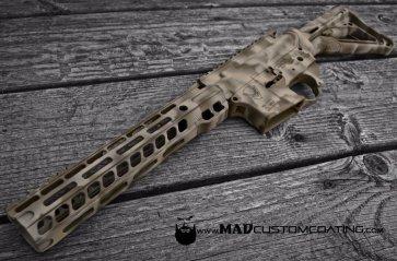 Mad Custom coating