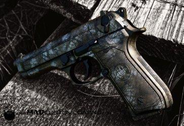 Mad Custom Handgun