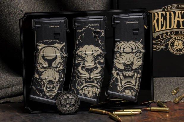 LEO Armory Predator PMAG Series