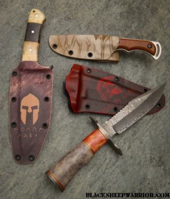 MTG Knife Sheaths