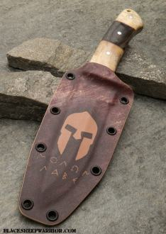 Megiddo Tactical Group Custom Sheath
