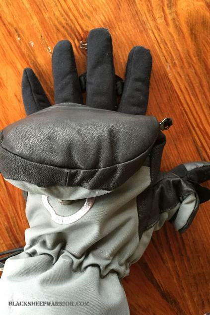 Heat 3 Smart Special Force Glove 6