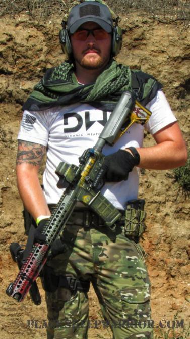 Bubba Fet Rifle