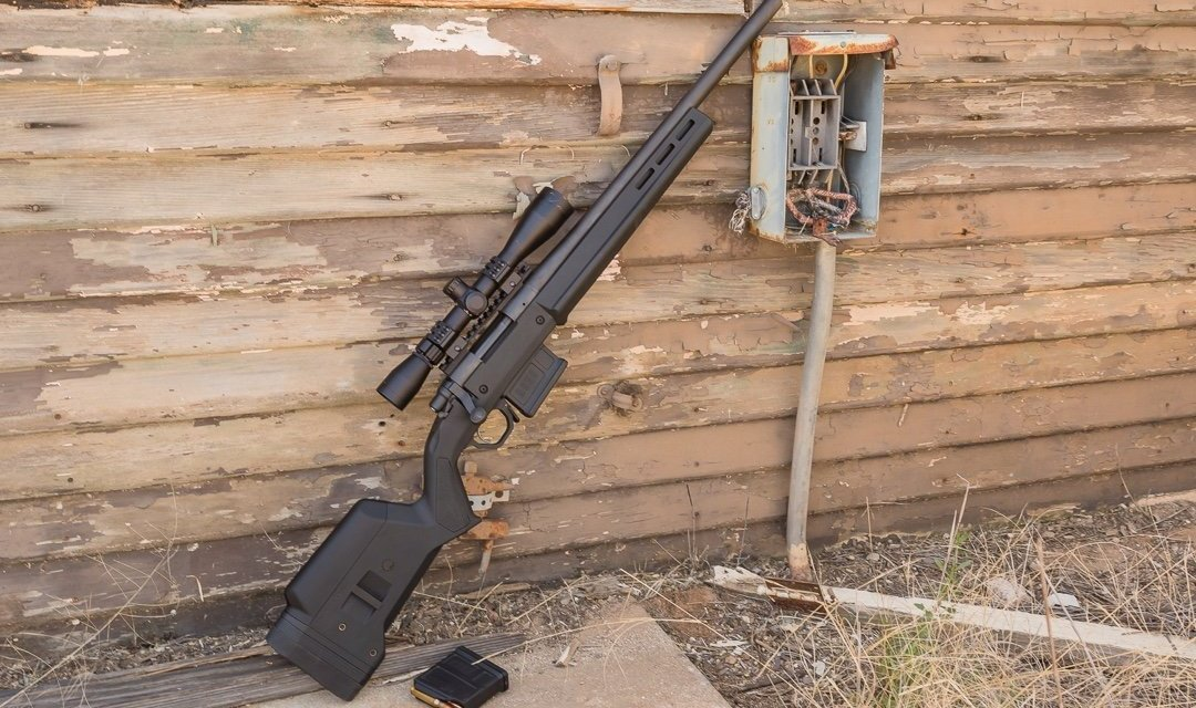 Magpul Hunter 700 Stock Review