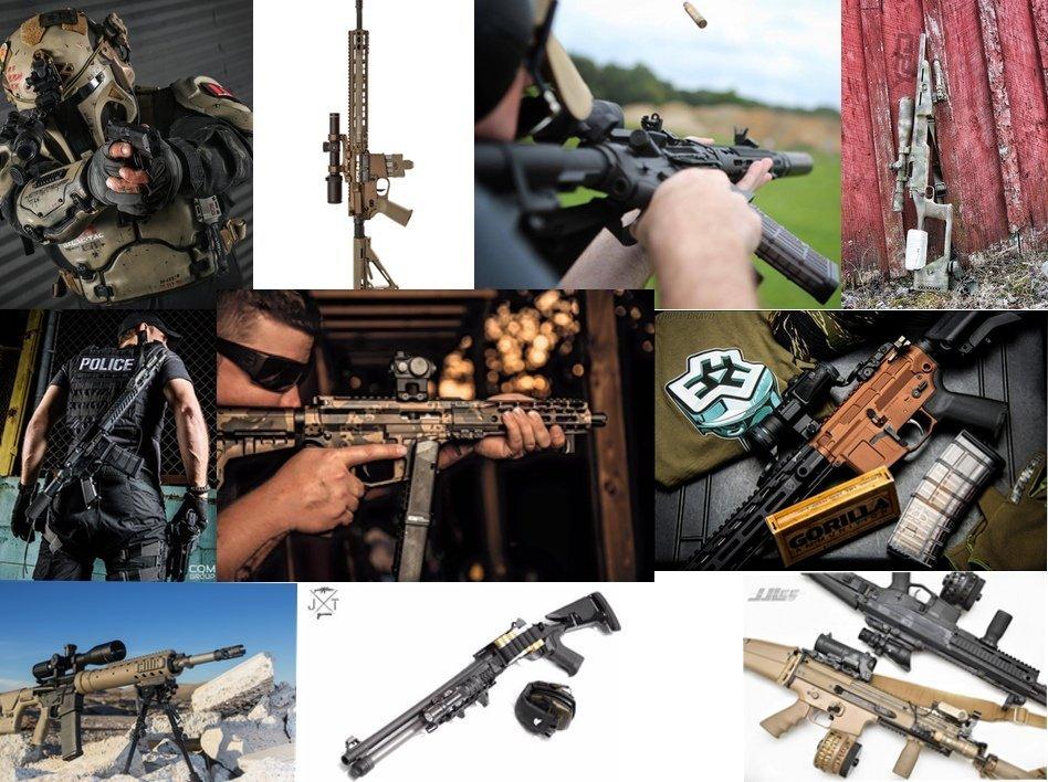 Top 10 Firearm Photographers on Instagram
