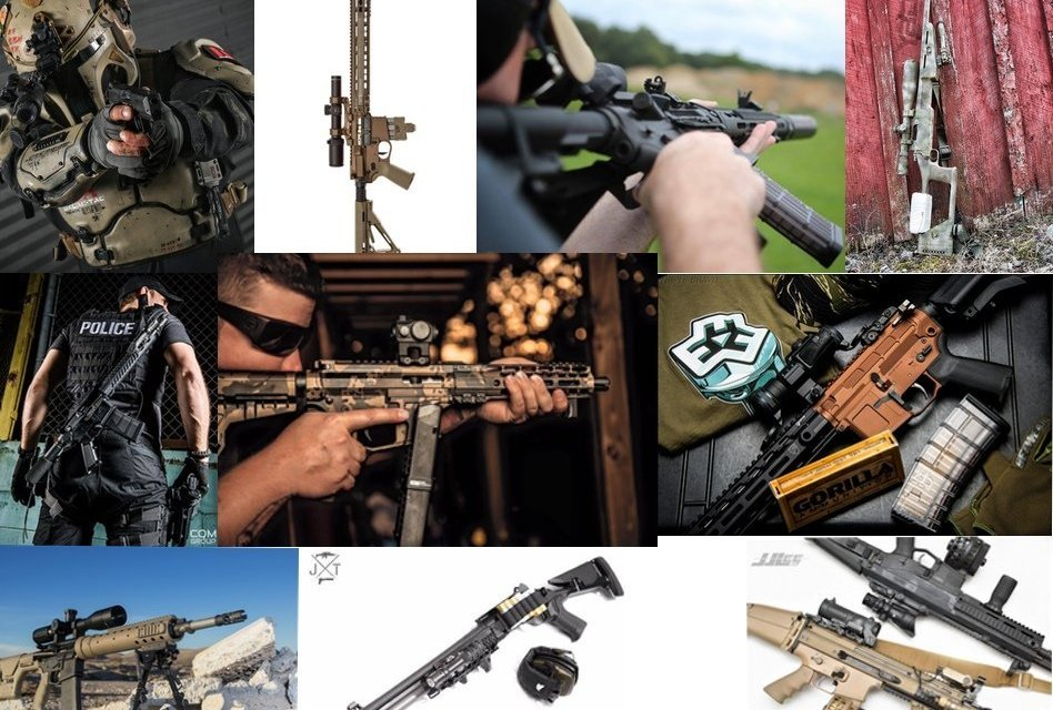 Top 10 Firearm Photographers on Instagram