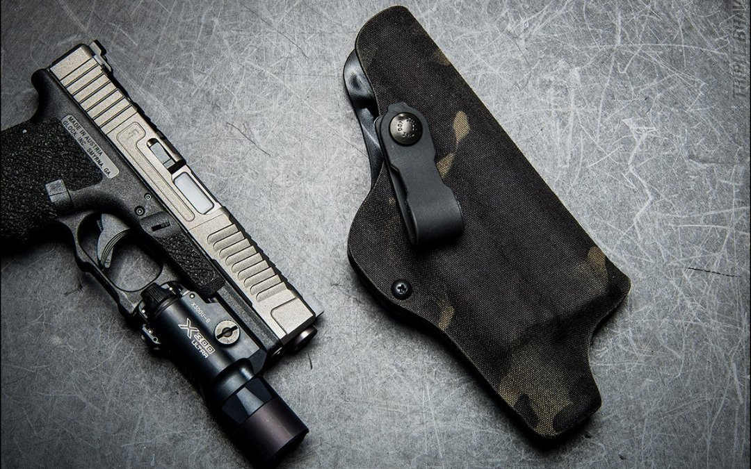 MTG MULTICAM Holster by Triple Bravo Photography