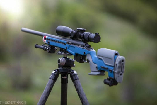 6.5 Creedmoor with Really Right Stuff Carbon Fiber tripod