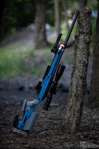 Surgeon Rifles Creedmoor Pictures