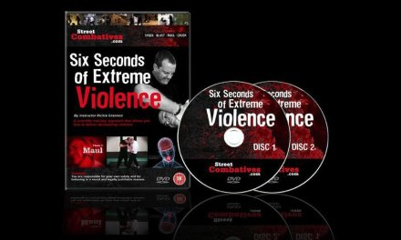 Six Seconds of Extreme Violence DVD Review