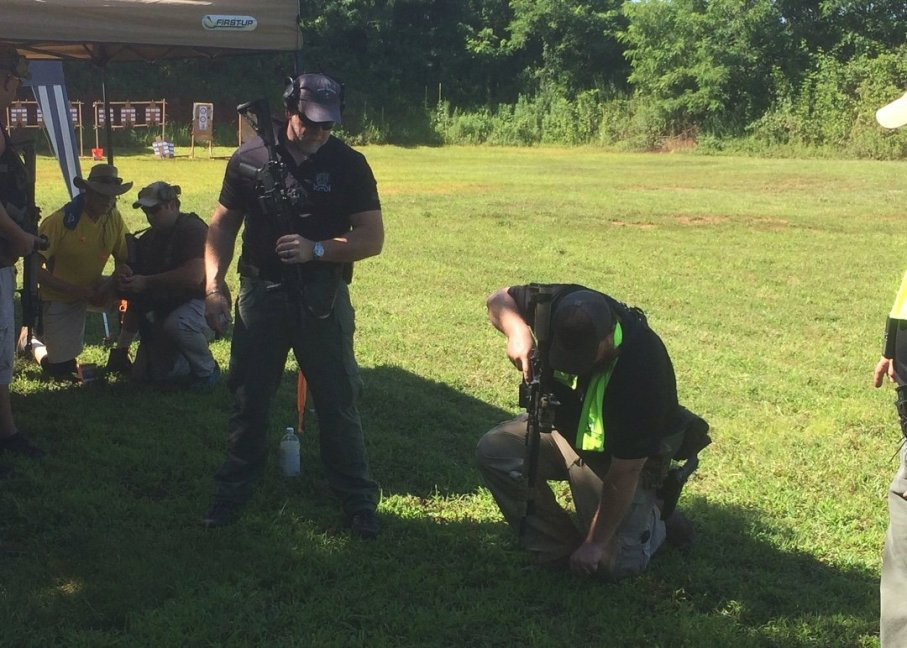 Green Ops training