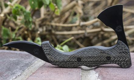 BlackHeart Knife & Tool Stiletto Mini Axe Review
