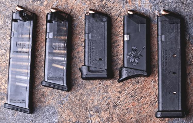 Glock 26 Magpul Mag