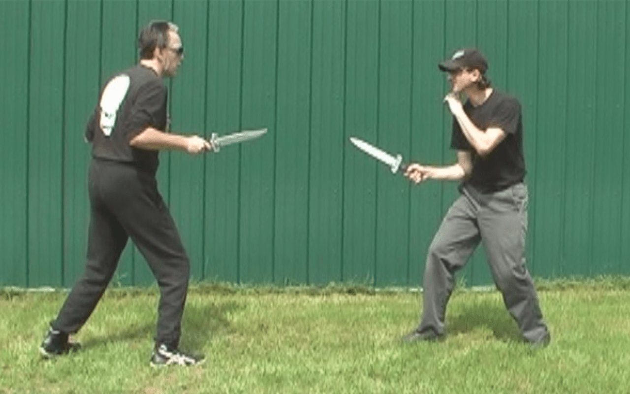 Bowie Knife Combatives