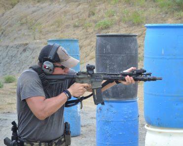 TAFTT Urban Carbine Training