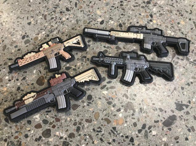 clone rifles