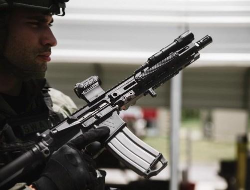 Rsoco Bloodline barrel police sbr