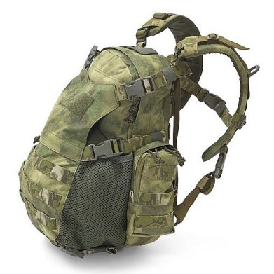 WARRIOR ASSAULT SYSTEMS HELMET CARGO PACK ATACS FG