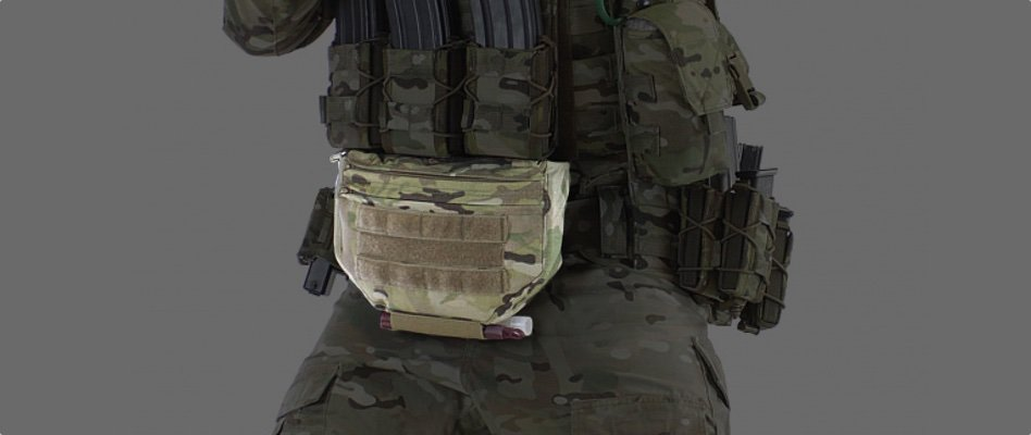 Warrior Assault Systems Drop Pouch MC